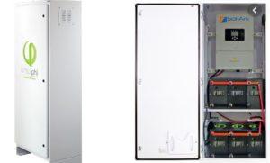 Sol-ark and simpliphi battery
